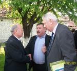 Lucian Blaga, Vasile Bahnaru, Valentin Vlas
